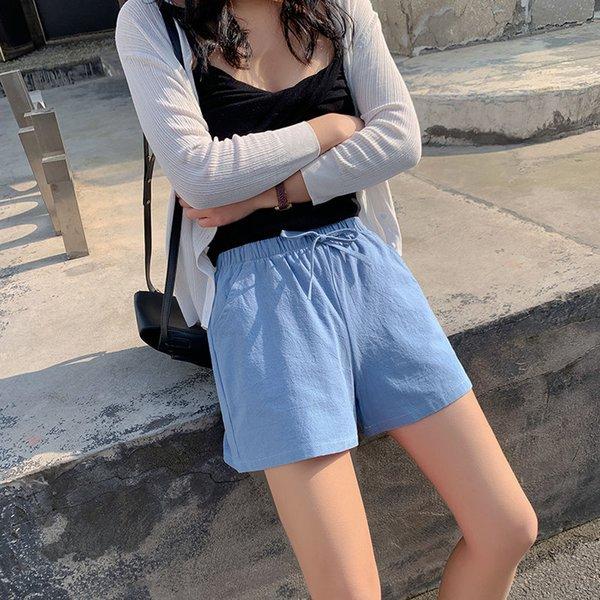 Bleu Ciel Short