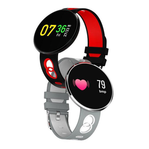 For apple Waterproof Smart Watch CF006H Plus Bracelet Sport Wristband Fitness Tracker Heart Rate Blood Pressure Android IOS by niubility