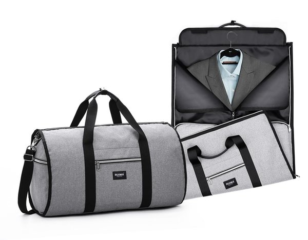 New fitness Kit Travel handbag Storage of bags Men's suits take bags Travel package Male and female one shoulder inclined bag