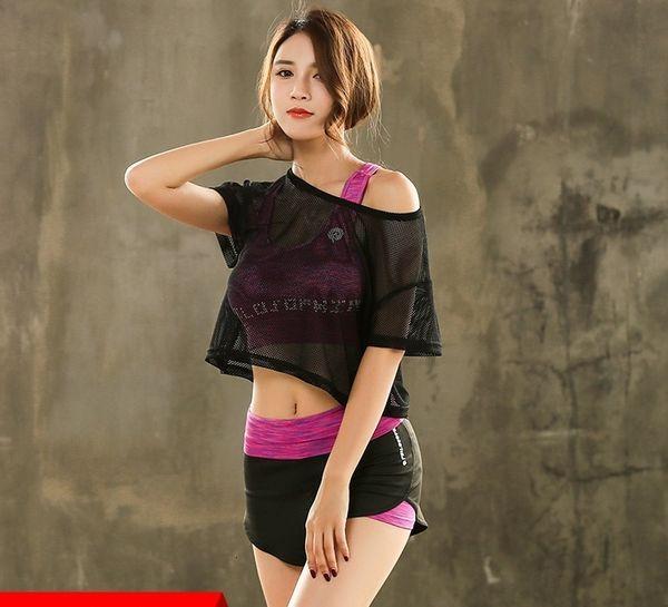 Maglia camicia-Bra-Short8