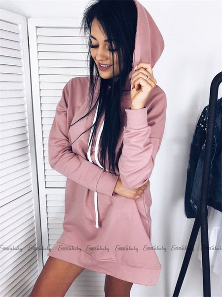 Розовый, S