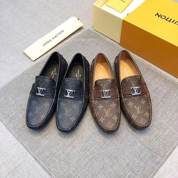 iduzi Elegant Shoes Men Oxfords Dress Shoes Genuine Leather Cow Suede Plus Size Derby Prom Formal Wedding Shoes Man mocassin homme 38-45