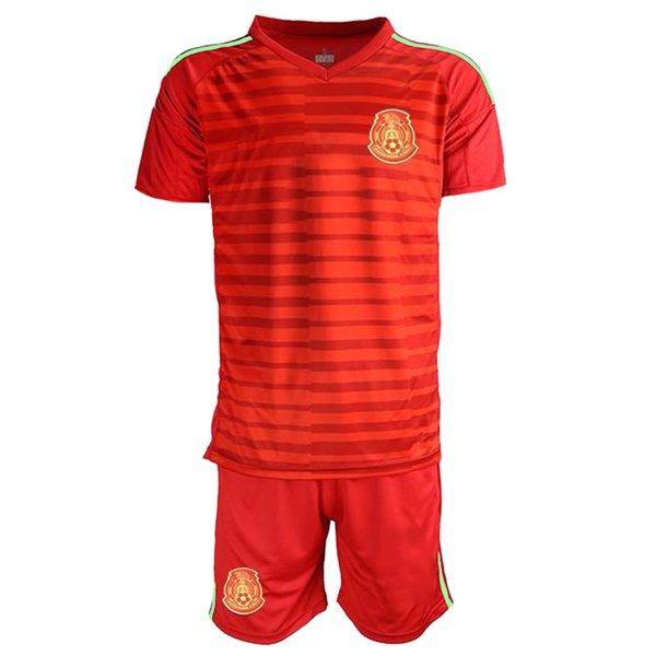 Goalkeeper Red