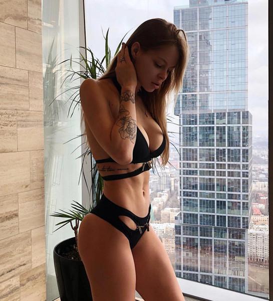 produit chaud styles de mode regarder 2019 Swimwear Women Bandage Swimsuit Sexy Bikini Set Secret Maillot De Bain  Feme Bathing Suit Biquini Hot Double Head Zipper Bikinis From ...
