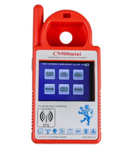 Programador de teclas automático de alta calidad CN900 Mini Transpondedor Programador de teclas Mini CN900 para chips 4C 46 4D 48 G
