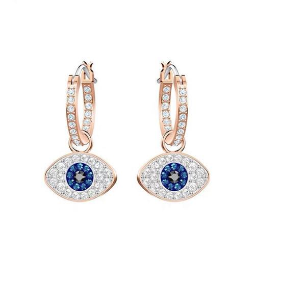 boucles d'oreilles simples pour femmes femmes feuilles beauté argent plaqué or blanc oreille fabricants de bijoux en gros stud Marque