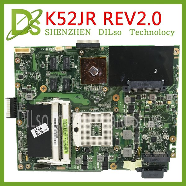 KEFU K52JR für ASUS K52JR K52JC K52JT Mainboard REV2.0 Motherboard Für ASUS Motherboard integriert