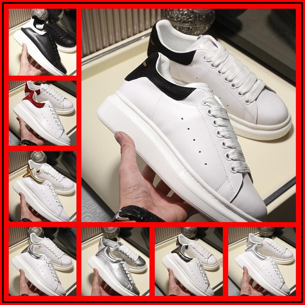 18ss New Brand Casual Men Sneakers Blue Genuine Leather Wrinkled Sheepskin Arena Lace-up Luxurious West Trainers High Top Shoes XR 35-44