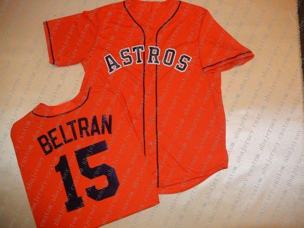 2019 100 Embroidery Custom Carlos Beltran Jerseys Orange New Stitch Customize Any Number Name Men Jerseys Xs 5xl Ncaa Jersey From Custom Nbajersey