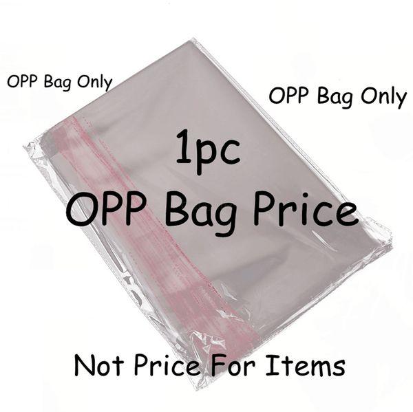 OPP-Beutel, kein Produkt