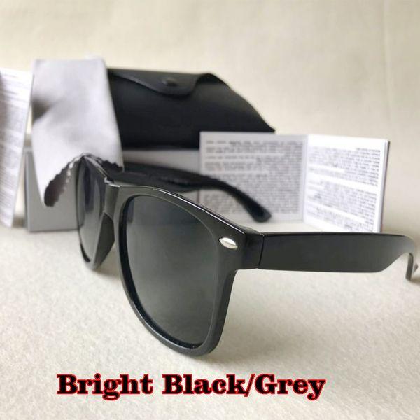 Роскошная очки Mens женщин площади Марка Ацетат рамки Real UV400 Солнцезащитные очки оригинальный кожаный чехол