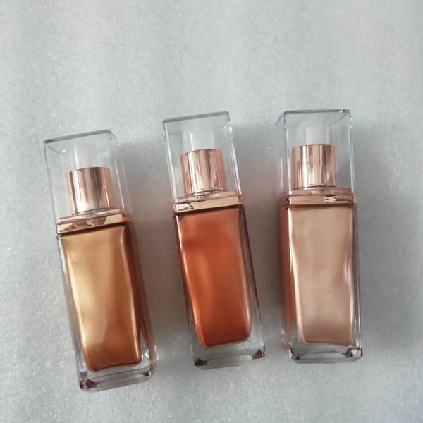 Maquillaje de belleza N.Y.M.P.H Resaltador para todo el cuerpo Brillo intenso Líquido de larga duración Destacadores