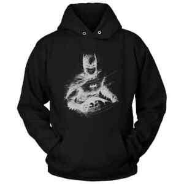Bat Man Adam WeShirt Vintage Retro Sketch New BlaShirt hoodie