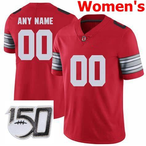 Womens Grey Red Com remendo 150