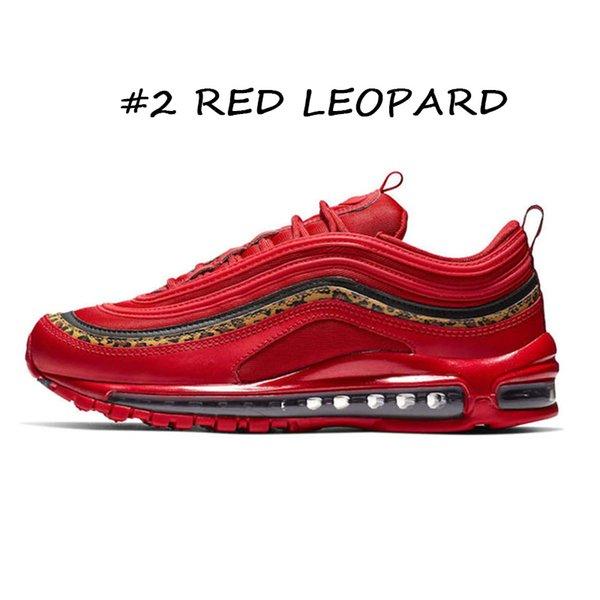 # 2 Leopard Vermelho