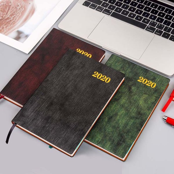 2020 A5 Notebook 14 5 X 21cm Lined Journal Diary Planner Notepad