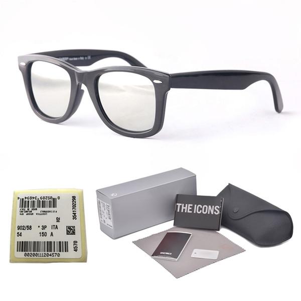 High quality sunglasses men women Brand Designer Metal hinge Fashion sun glasses mirror uv400 glass lenses with Retail cases and label