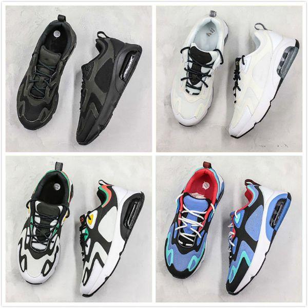 Update Cushion Leisure Running Shoes Vintage Black White Blue Designer Sneaker Fashion Casual Men Womans Sports Trainer