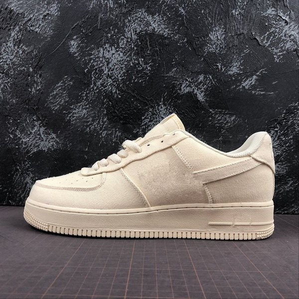 forces shoes sneakers CJ0691-100 canvas nyc Procell men women skateboard volt sneaker trainer 07 forced 1 trainers top quality with box