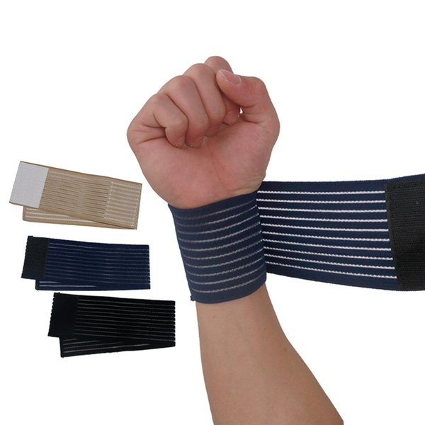 Ourpgone New Outdoor Elastic Bandage Tape Sport Knee Support Strap Knee Pads Protector Band Ankle Leg Wrist Wrap Free shipping #261900
