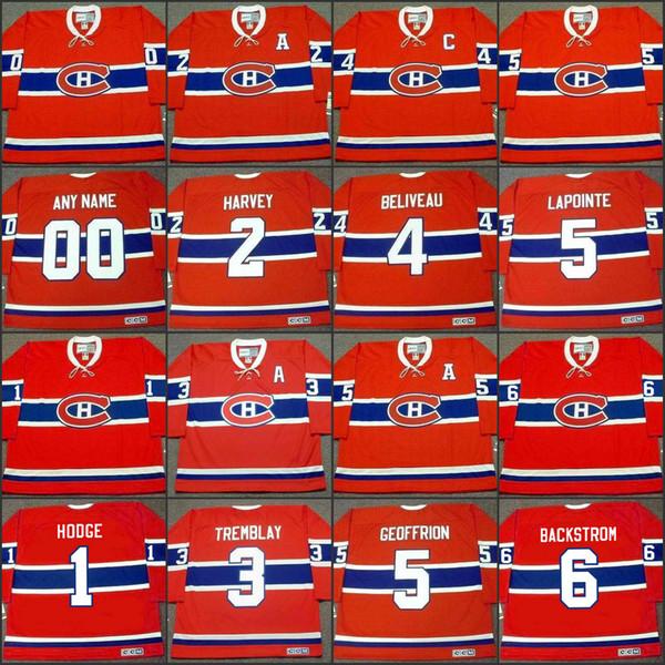 Montreal Canadiens 6 RALPH BACKSTROM 5 GUY LAPOINTE 5 BERNARD GEOFFRION 4 JEAN BELIVEAU 3 J.C.