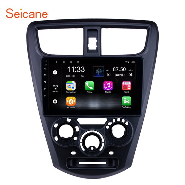 OEM 9 Inch Android 7 1 GPS Navi Car Autoradio For 2015 Perodua Axia With  Bluetooth WIFI HD Touchscreen Support Carplay DVR Mirror Link TPMS  Automotive