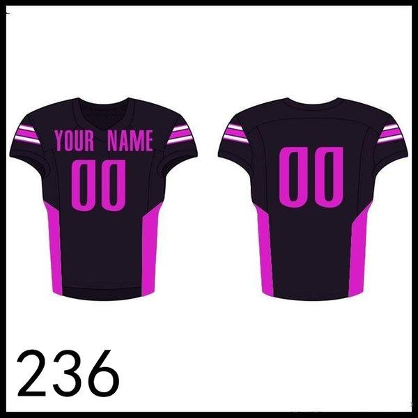S-XXXL migliore qualità 2020 Nuova Dimensione Uomo ricamato Jersey 236