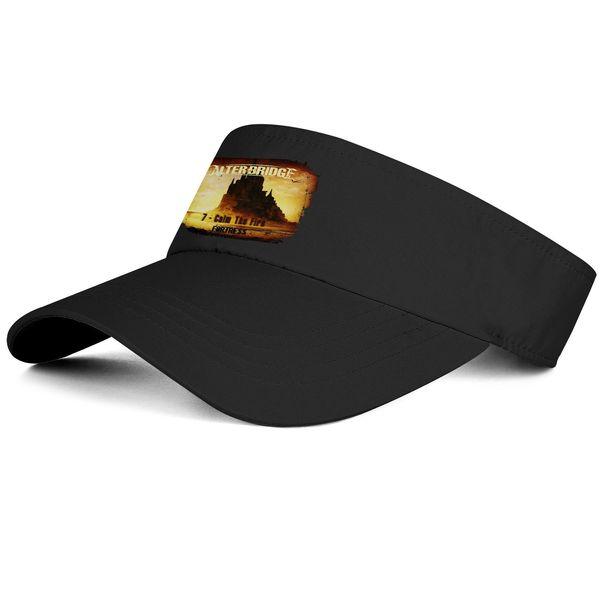 1Alter Bridge black man and woman tennis hat baseball cool design golf hat cool fit custom cap best original tennis cap