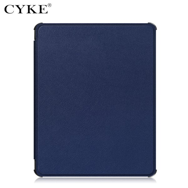 CYKE per Amazon Kindle 2016 2019 Custodia in pelle ultra sottile per tablet 6 pollici per Kindle Oasis Voyage