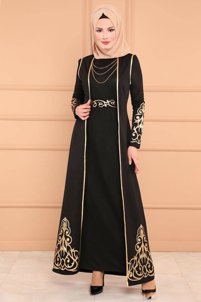 XXL dress + Xl vest