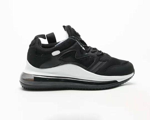 (Con caja) Envío gratuito 2019 OBJ Negro Blanco Oreo Sneaker Hombres Mujeres Odell Beckham Jr. Multi-Color Desert Ore Running Shoes