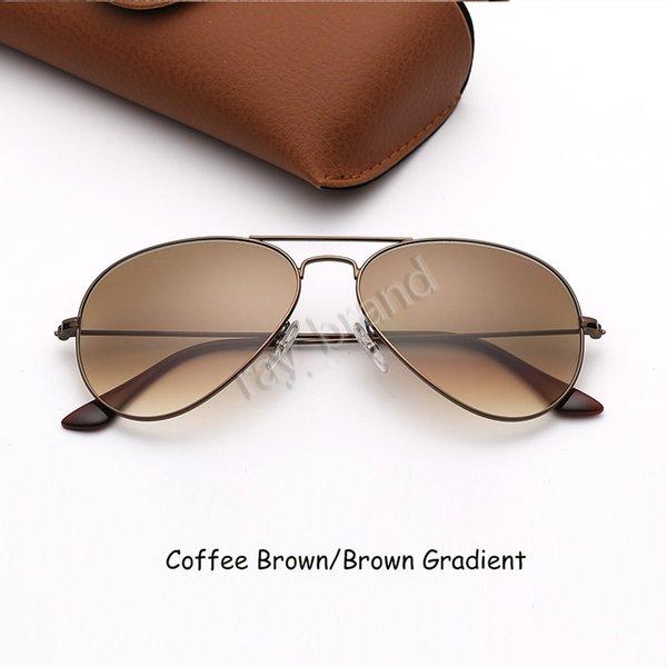 Coffee Brown-Brown Gradient