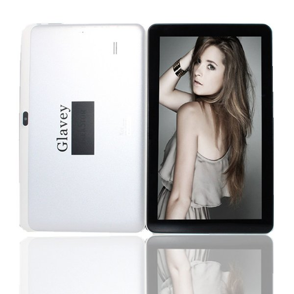 Cheap 50% Off!!!10 1 Inch Glavey IPS Tablet PC RK3188 Quad Core Android 4 2  1366*768 2+16GB HDMI Bluetooth WiFi Tablet Slate Pc Slate Tablet From