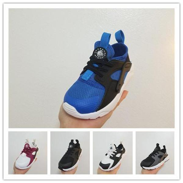 2019 niños Huarache Ultra Infant toddler boys Hurache Zapatos para correr Chaussures pour enfants Huraches Deportes Niños Zapatillas de deporte Entrenadores