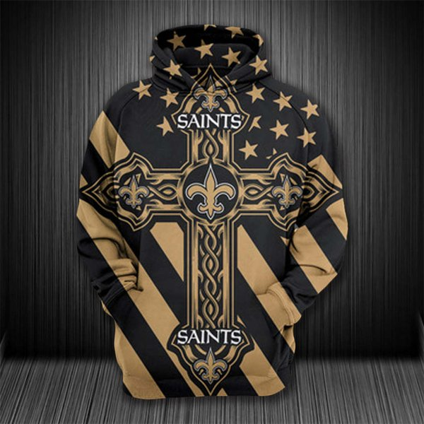2019 Dropshipping Usa Size New Orleans Saints Costumize Unisex 3d Sweatshirts Streetwear Seattle Seahawks Casual Tracksuit Pullover From Keviny