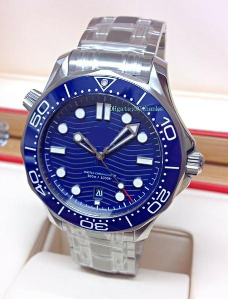 El mejor reloj de pulsera de lujo 300M 42mm 210.30.42.20.03.001 buceo Relojes automáticos para hombre Mechanisch