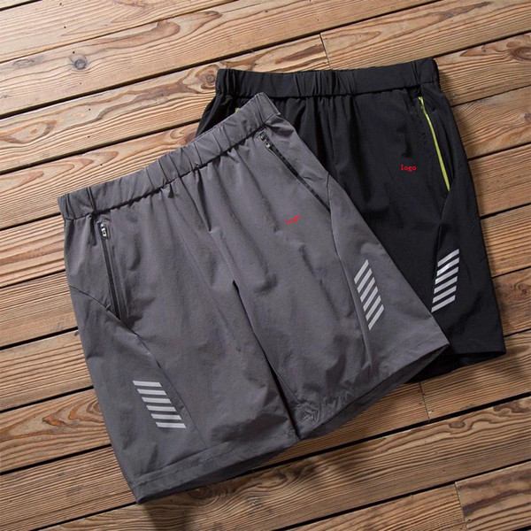 2019 New Arrival Mens Brand Shorts Outdoor Sports Men Short Pants Loose Casual Active Mens Tops Summer Shorts Size M-2XL