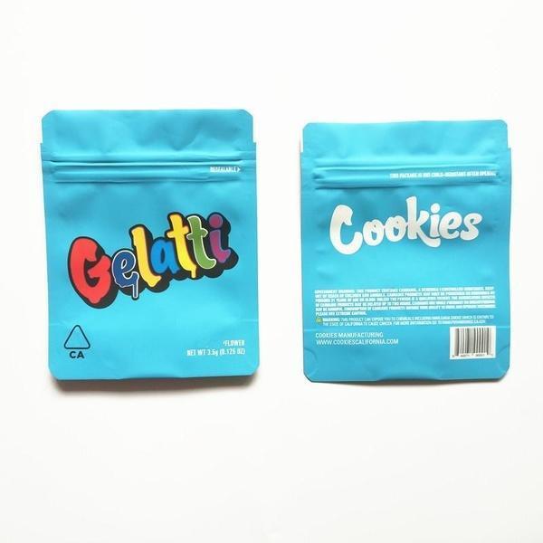 Sac à biscuits Gelatti