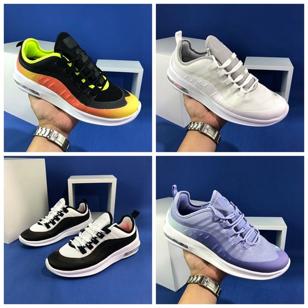 2020 Mens triple white purple black basketball running Slow cushion sports leisure running shoes yards EUR40-45 01 goo