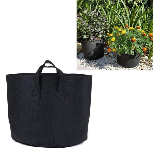 Fashion New Root Pots Smart Plant Flower Grass Grow Pot Bags Home Garden New Fashion Root Pots Grow Bag