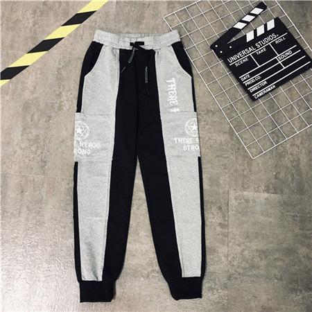 2019 дизайнер мужские боковые карманы брюки-карго карго хип-хоп случайные мужские талические бегунов брюки мода повседневная уличная брюки S-2XL B100192Q