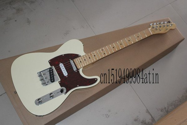Top Quality Details about Deluxe Nashville Electric Guitar (Maple Fingerboard)