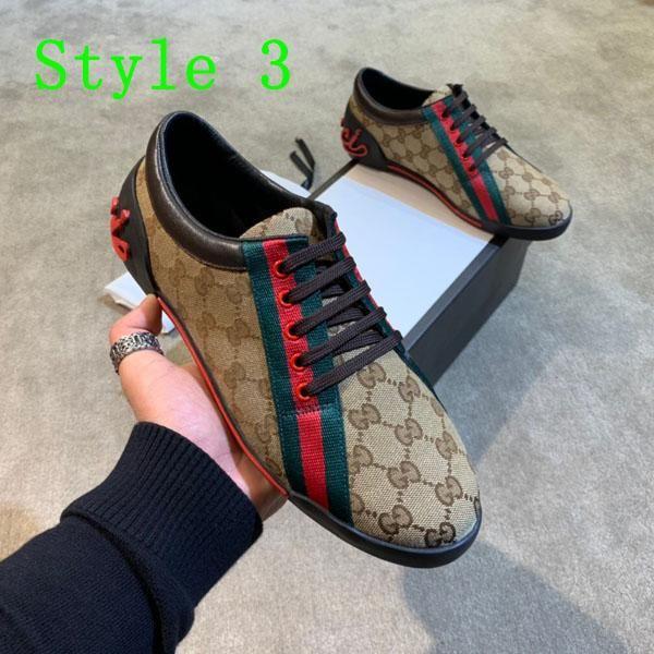 Nouvelle mode plate-forme pour hommes chaussures casual dentelle de luxe en cuir Mesh chaussures de sport de plein air entraîneur bas-top des hommes chaussures habillées