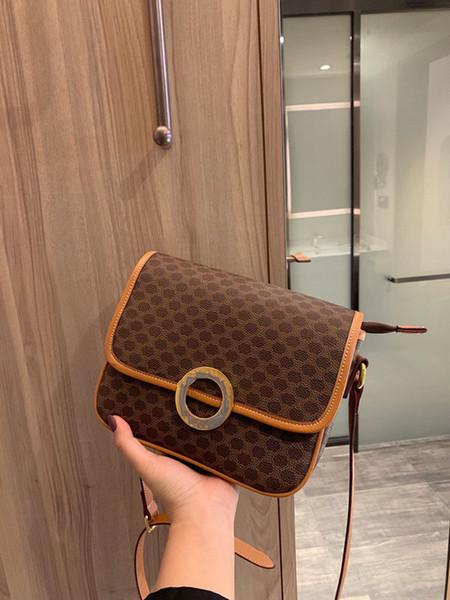 Brand bags 2020 new Fashion Women's Small Shoulder Bag brand Crossbody bag designer luxury handbags purses gj1911165006