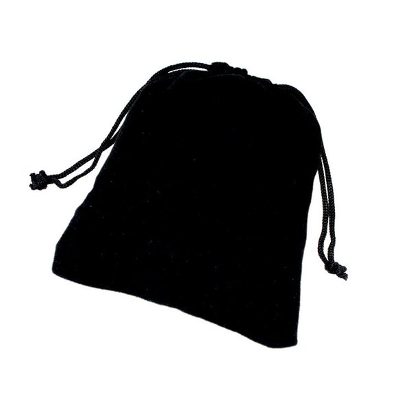 Velvet Pouches Gift Bags 7*9 cm Jewelry Packaging Bag Drawstring Pouch Wedding Christmas Fine Gifts Bags 50pcs/lot