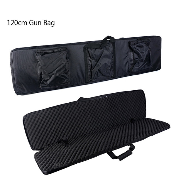 Tactical Hunting Shoulder Pouch Bag Gun Bag Airsoft Rifle Gun Protective Military Case For Outdoor Sport Carry Army Sniper #953496