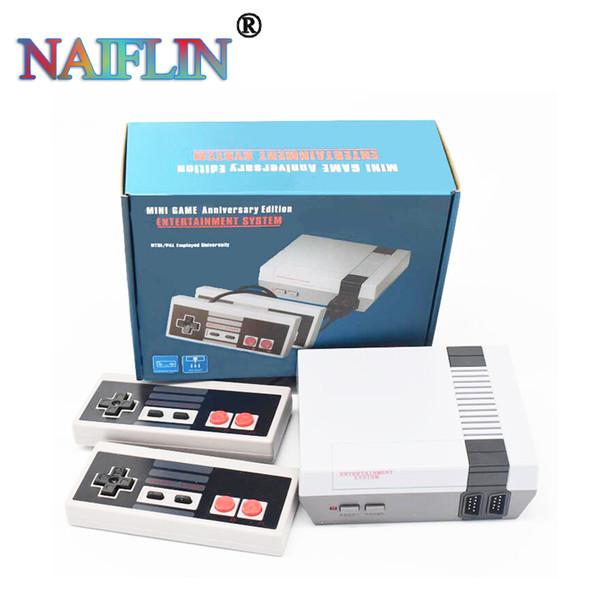 Nueva llegada Mini TV puede almacenar la videoconsola 620 500 para videoconsolas para consolas de juegos NES con cajas de venta minorista