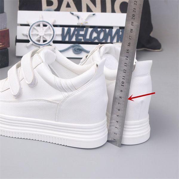 Autunno Tacchi Da Donne Acquista Donna Ginnastica Piattaforma Alti Sneakers Alte Bianco Con Plateau Scarpe E vmN8n0w