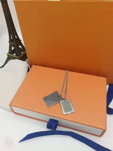 best selling Necklace for Men Woman Unisex Pendant Necklaces Fashion Style Jewelry New Arrived Pendant
