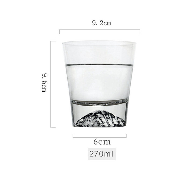 270ml clear mountain - Normal packing